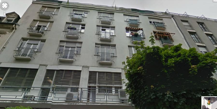 Rue de la sinne for Les noms des hotels