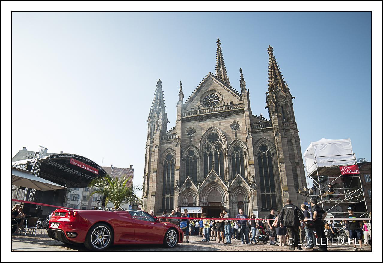 Soir U00e9e Prestige  Place De La R U00e9union  Festival Auto