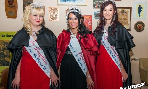 Trio royal carnavalesque 2015 De Mulhouse