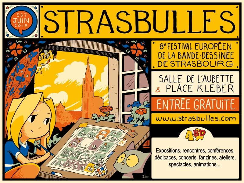 Strasbulles 2015