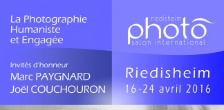 Salon International Photo de Riedisheim Du 16 au 24 avril 2016