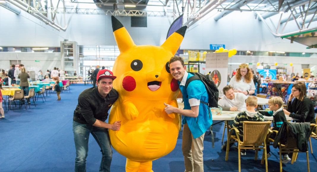 Happy Games Mulhouse Parc Expo