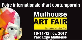 la grande première de la foire internationale d'art contemporain Mulhouse Art Fair