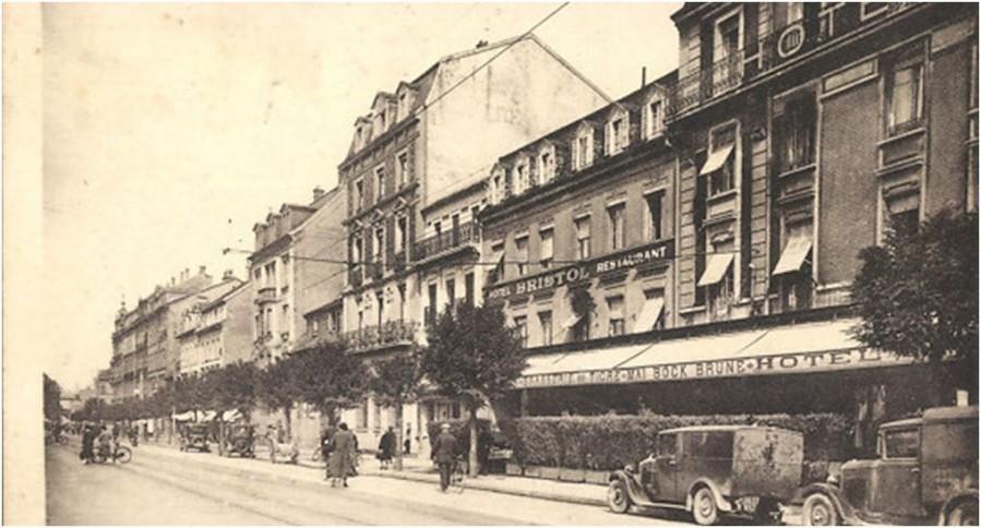 Hotel Gare De Mulhouse