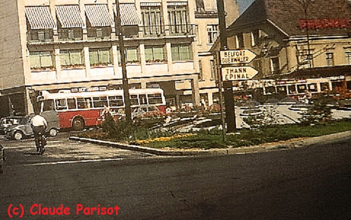 R novation du bus floirat type mulhouse for Porte jeune mulhouse
