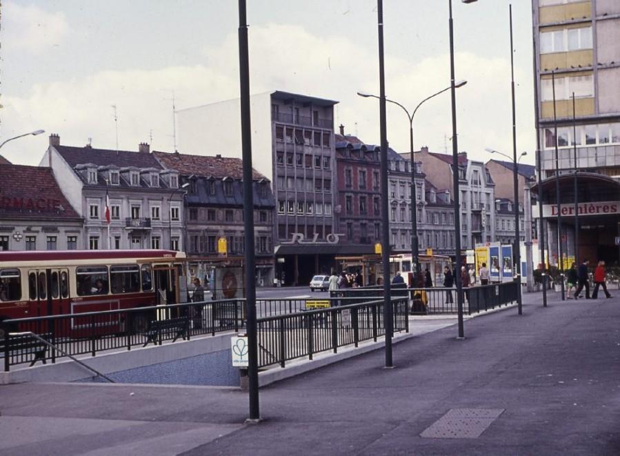 La recherche du temps perdu pour les anciens for Porte jeune mulhouse