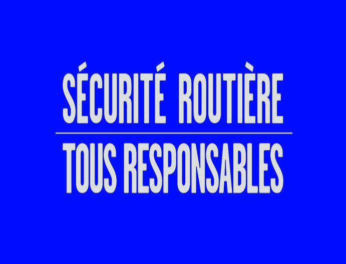 Semaine locale m2A de la sécurité routière