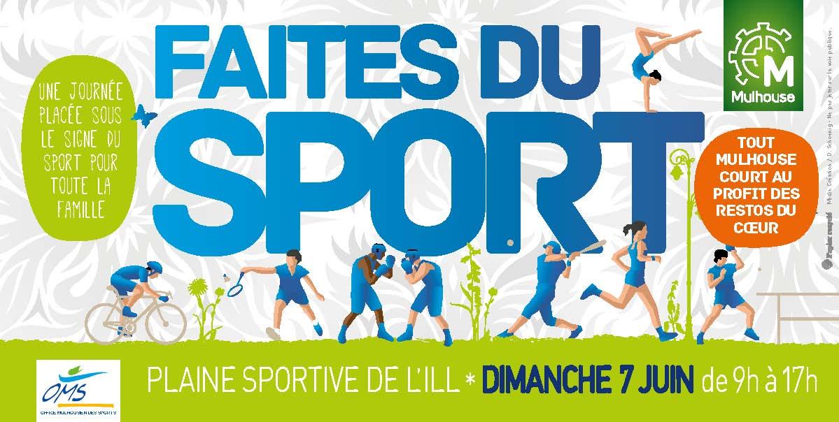 Mulhouse Faites du Sport