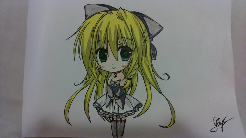 quva thys - Dessin De Manga