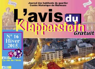 L'avis du Klapperstein N° 16