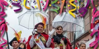 Le Carnaval de Mulhouse 2016 sous le thème de la Samba