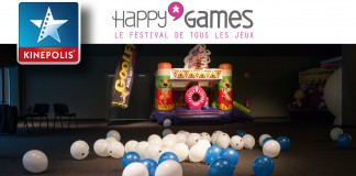 happy games kinepolis Mulhouse