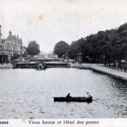 Ancienne photo de Mulhouse