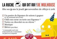 La ruche de Mulhouse