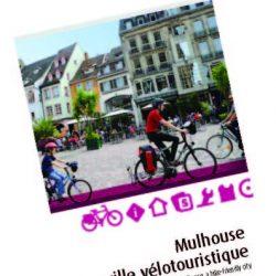 Le guide « Mulhouse, ville vélotouristique »
