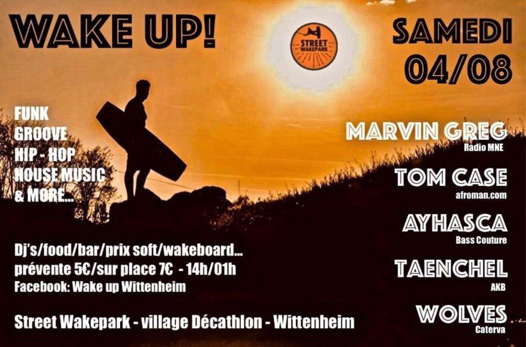 wake-up Wittenheim