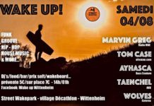 wake-up Wittenheim