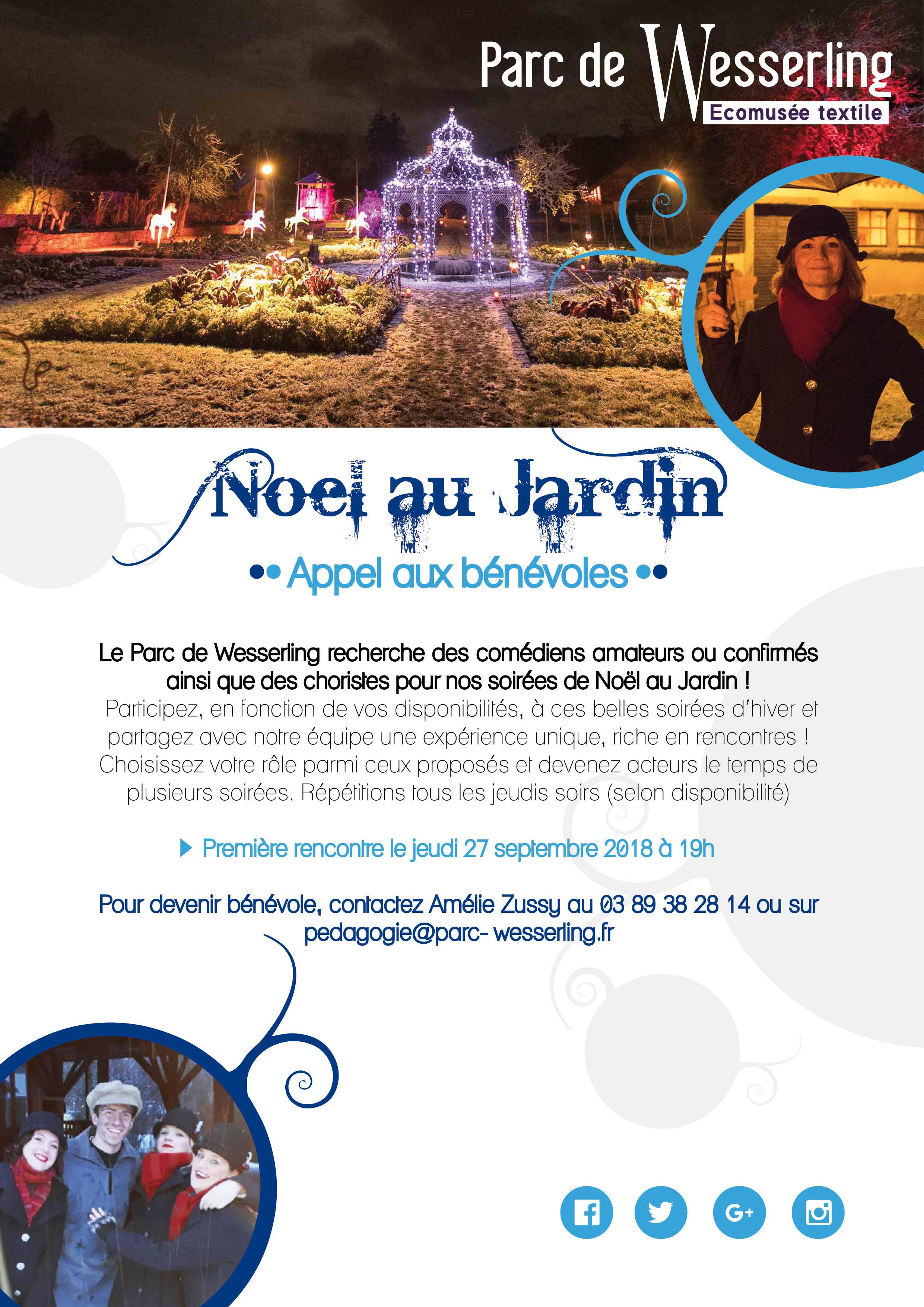 benevolat pour noel 2018 Le Parc est à la recherche de bénévoles pour ses soirées d'hiver  benevolat pour noel 2018
