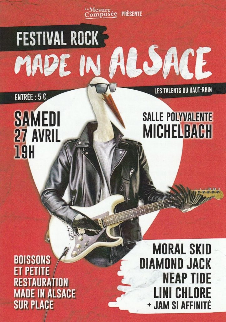 Festival Made In Alsace : LINI CHLORE